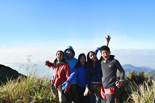 Mt. Apo peak