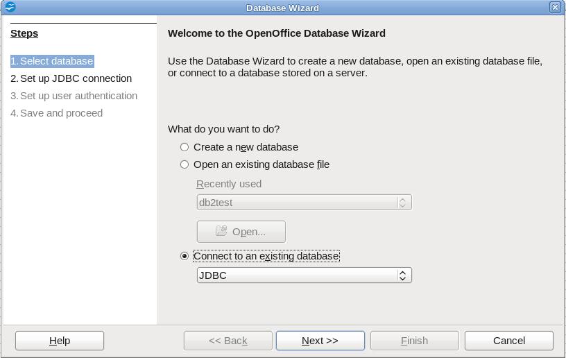 Data Henrik: Using dashDB or DB2 with Apache OpenOffice (or
