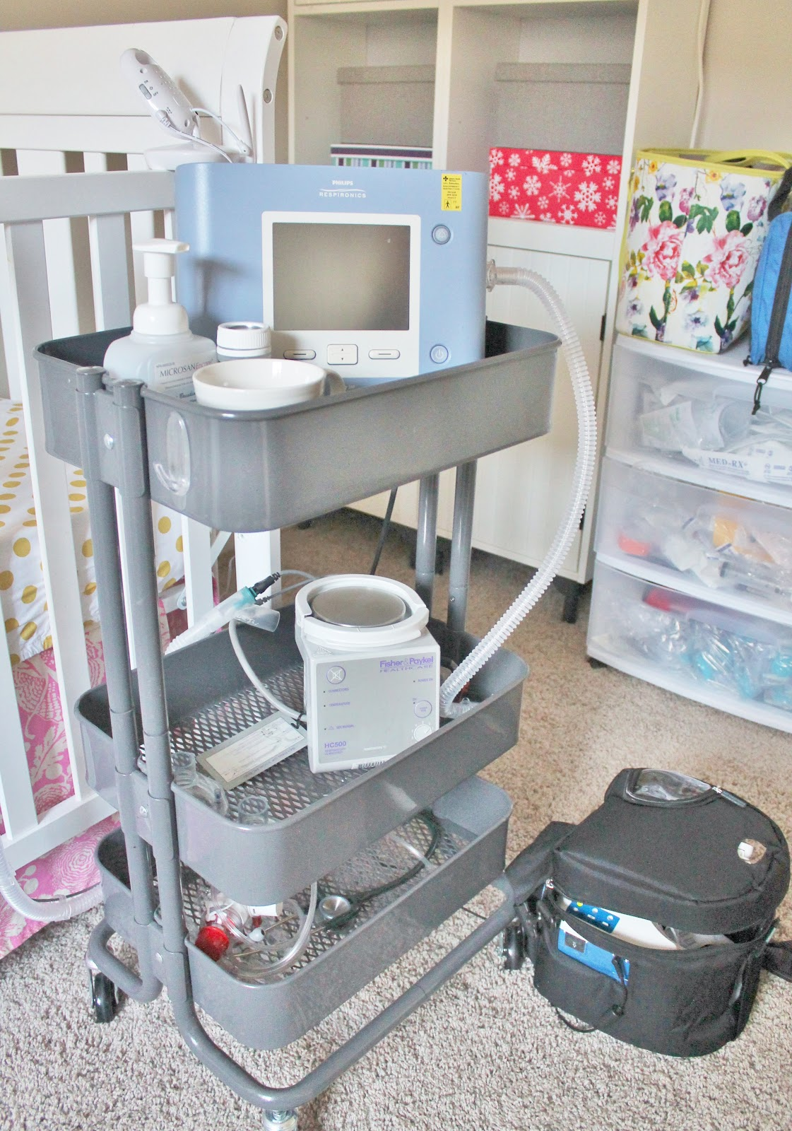 The Irvine Home Evanna S New Nursery Reveal