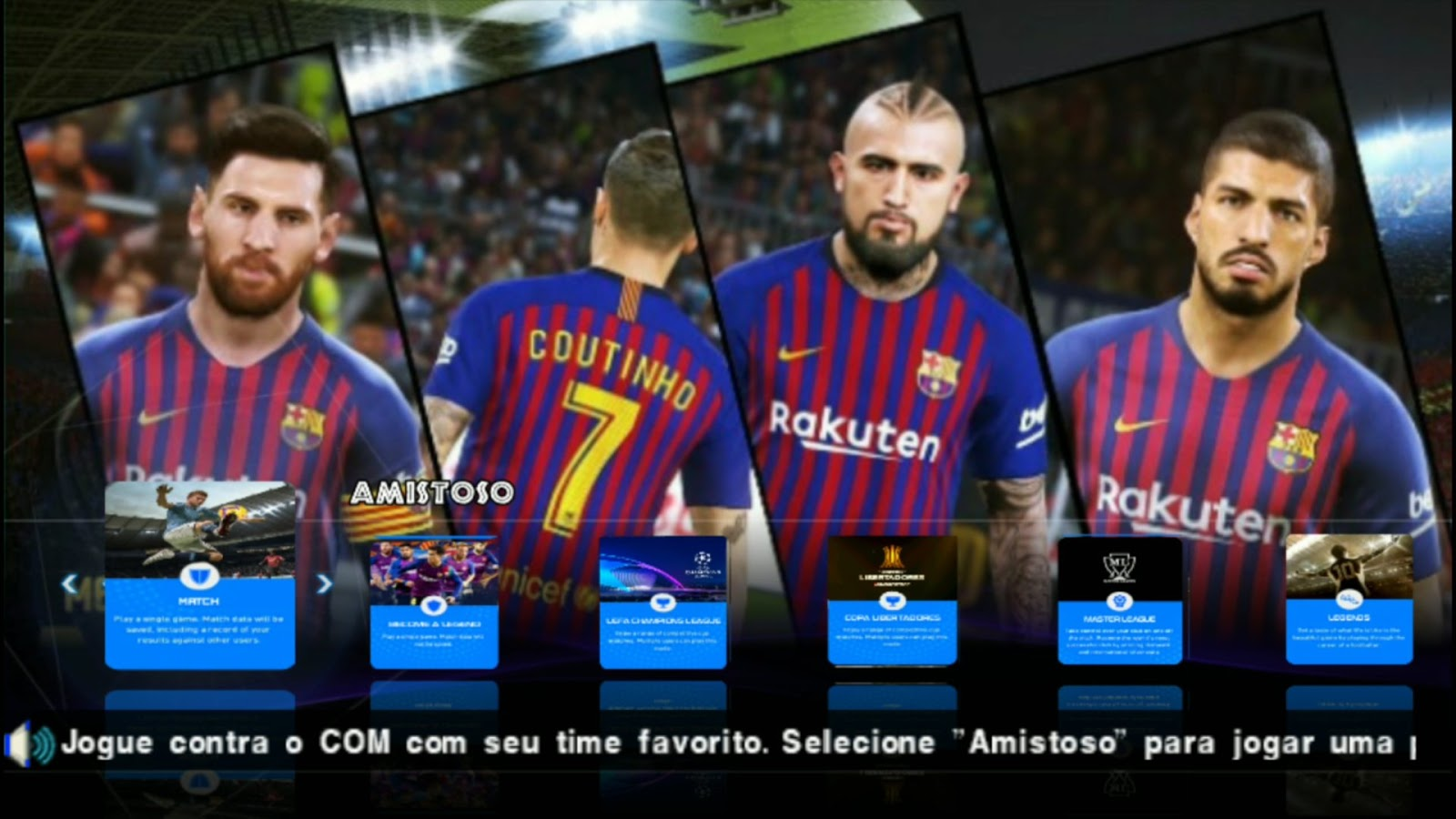 DOWNLOAD PES 2019 PSP NEW SD & TEXTURES SUPER HD BEST GRAPHICS