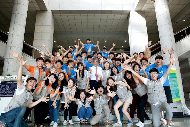 Du học Hàn Quốc để thành thạo tiếng Hàn chỉ sau 1 năm