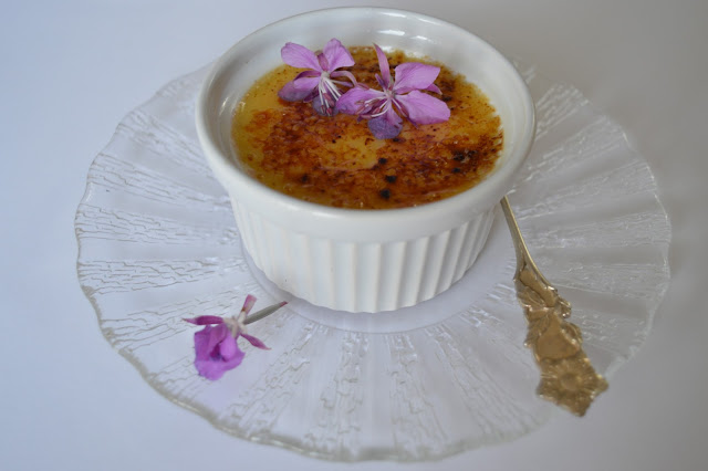 mesiangervo,crème brûlée, villiyrtti