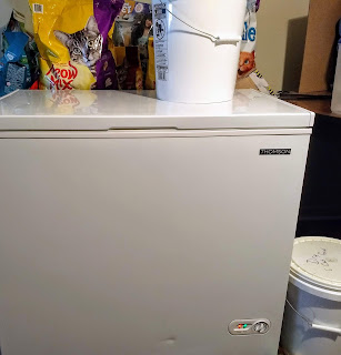 7.1 cu foot Thompson Chest Freezer