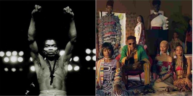 'Wizkid Is Better Than Fela' - Man Makes Serious Drama On Internet