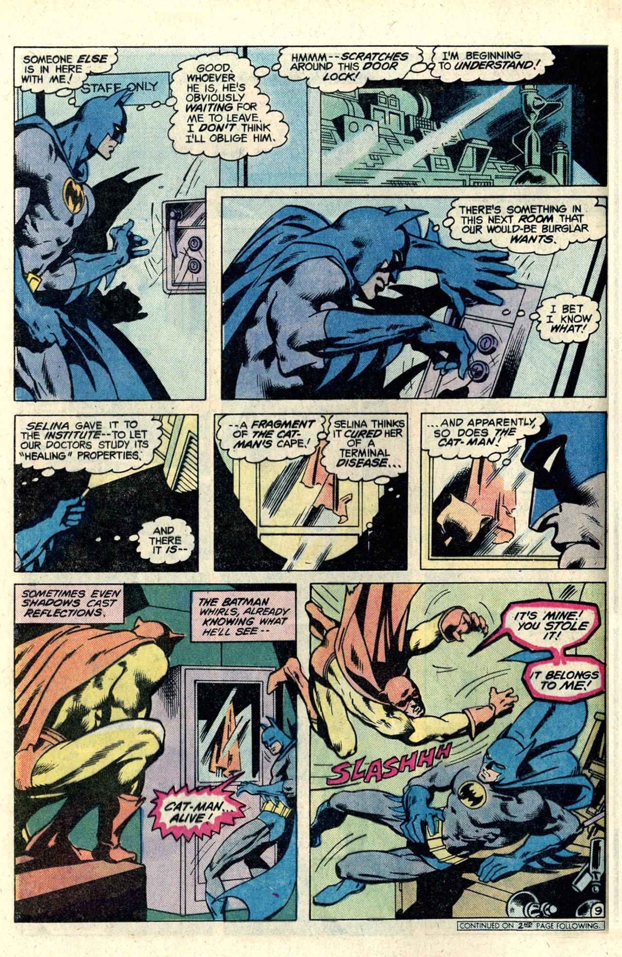 Detective Comics (1937) 509 Page 11