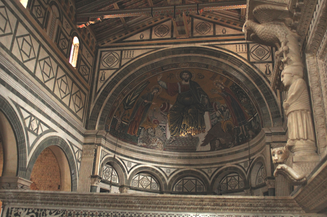 Firenze, Oltrarno, art romànic, Centre Històric de Florència, Unesco, Patrimoni de la Humanitat, Toscana, Itàlia