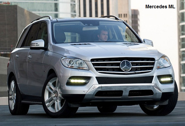 2012 Mercedes ML test drive and review