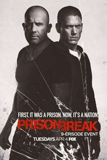 Prison Break Temporada 5 HD 720p Latino