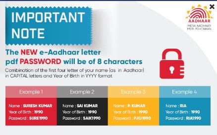 Download Eaadhar | Check Aadhar Card Status & Update Aadhar Card (2019)