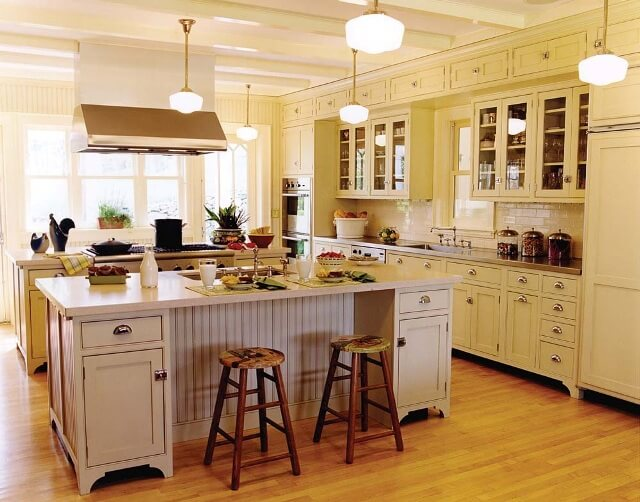 Create A Victorian Style Kitchen In The Right Ways Art