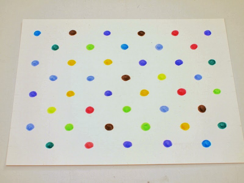 Polka Dot Pi Artwork