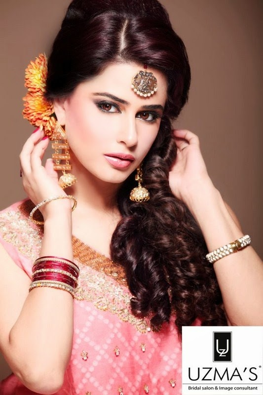 Fantastic Latest Bridal Casual Party Hair Styles New Fashion Hair Style Best Short Hairstyles Gunalazisus