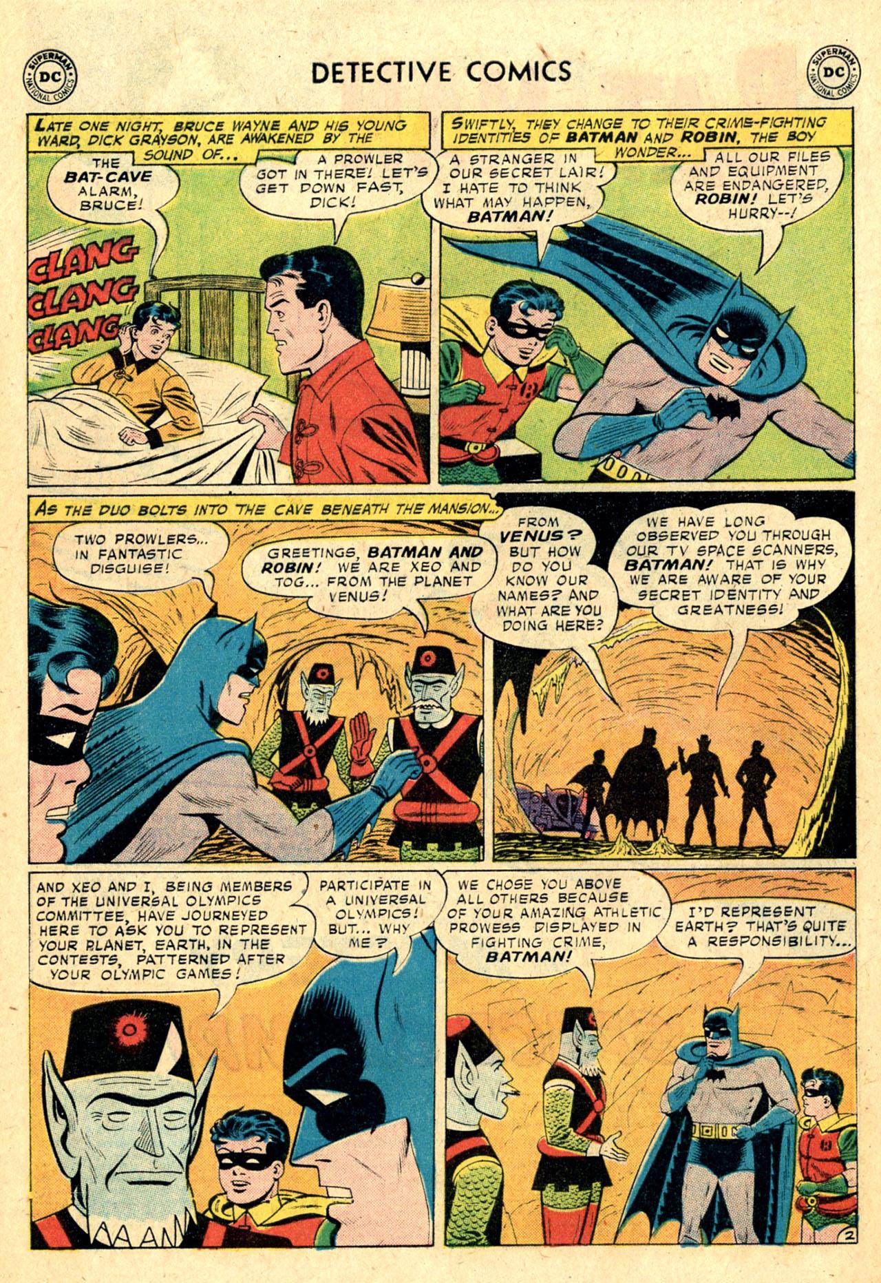 Read online Detective Comics (1937) comic -  Issue #260 - 4