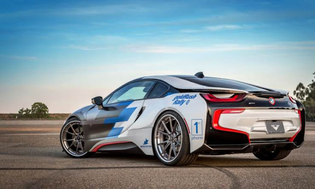 Vorsteiner Releases NEW BMW I8 Aero Program
