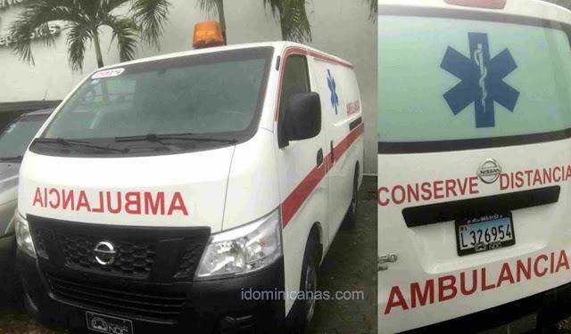 En Arroyo Cano: Recolectan para comprar ambulancia