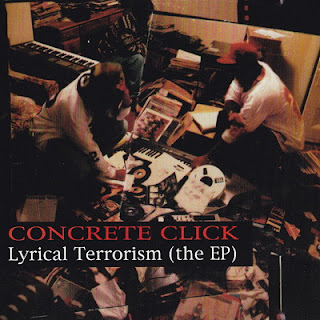 Concrete Click-Lyrical Terrorism (The EP) (1995) 320kbps