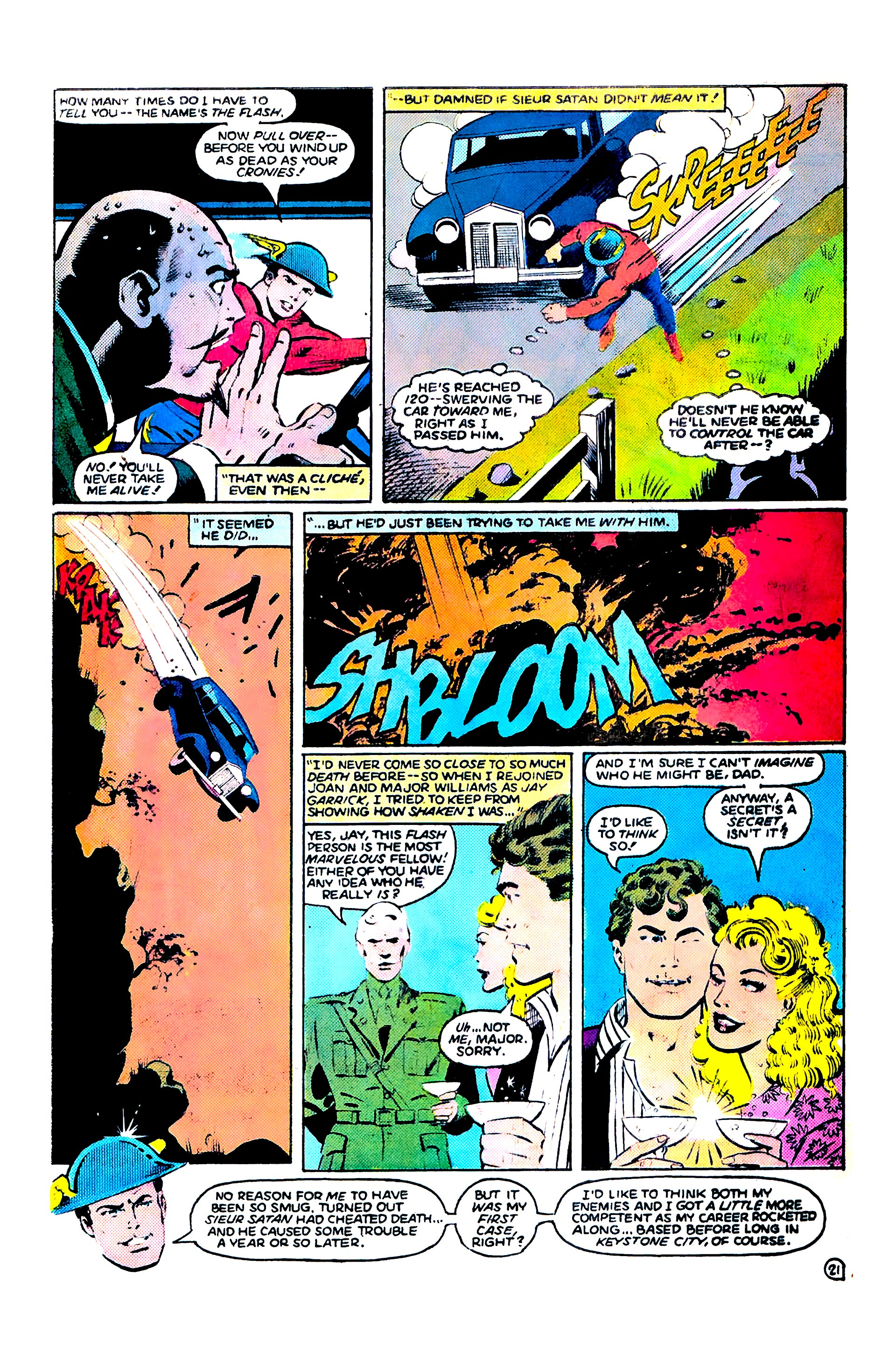 Read online Secret Origins (1986) comic -  Issue #9 - 48
