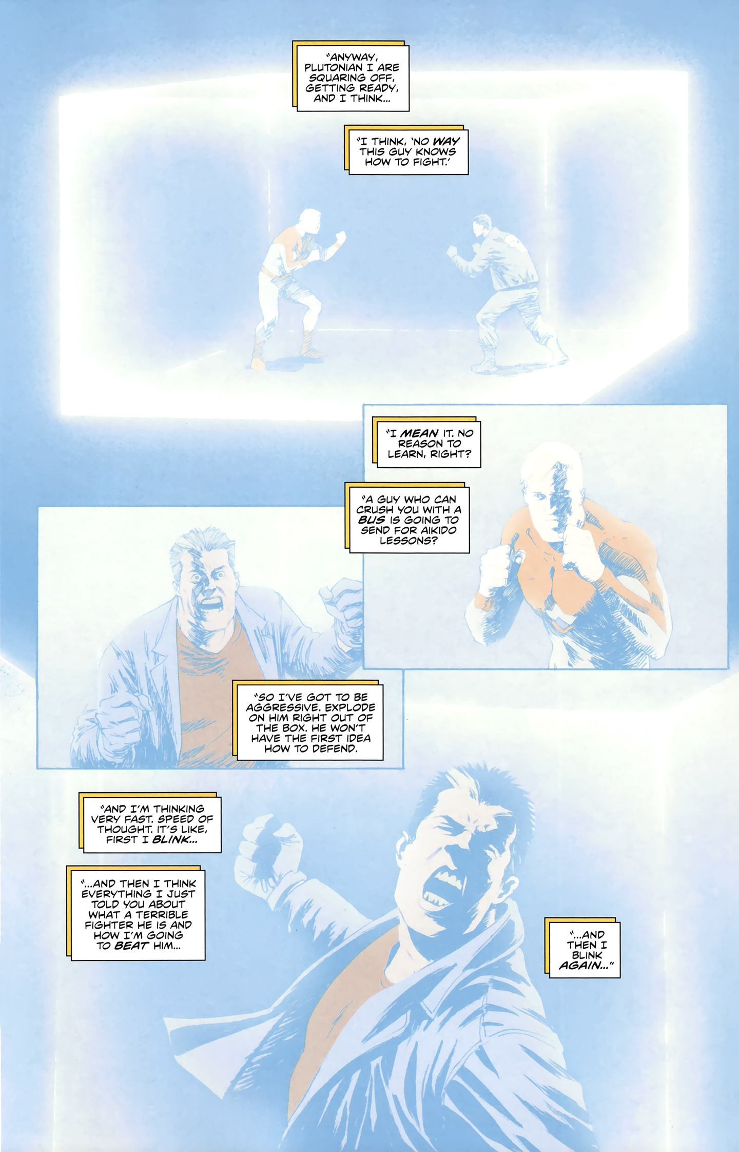 Read online Incorruptible comic -  Issue #30 - 21
