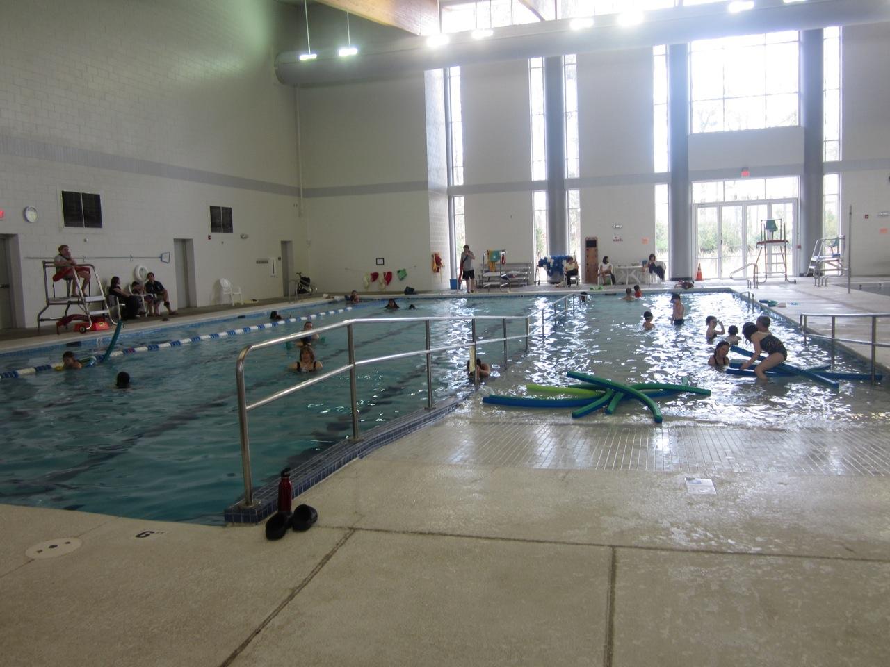 The Stir Crazy Moms Guide To Durham Homestead Aquatic Center