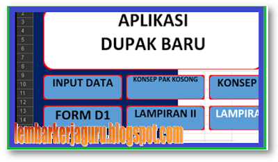 Download Aplikasi Dupak Dan Juknis Dupak Guru Terbaru