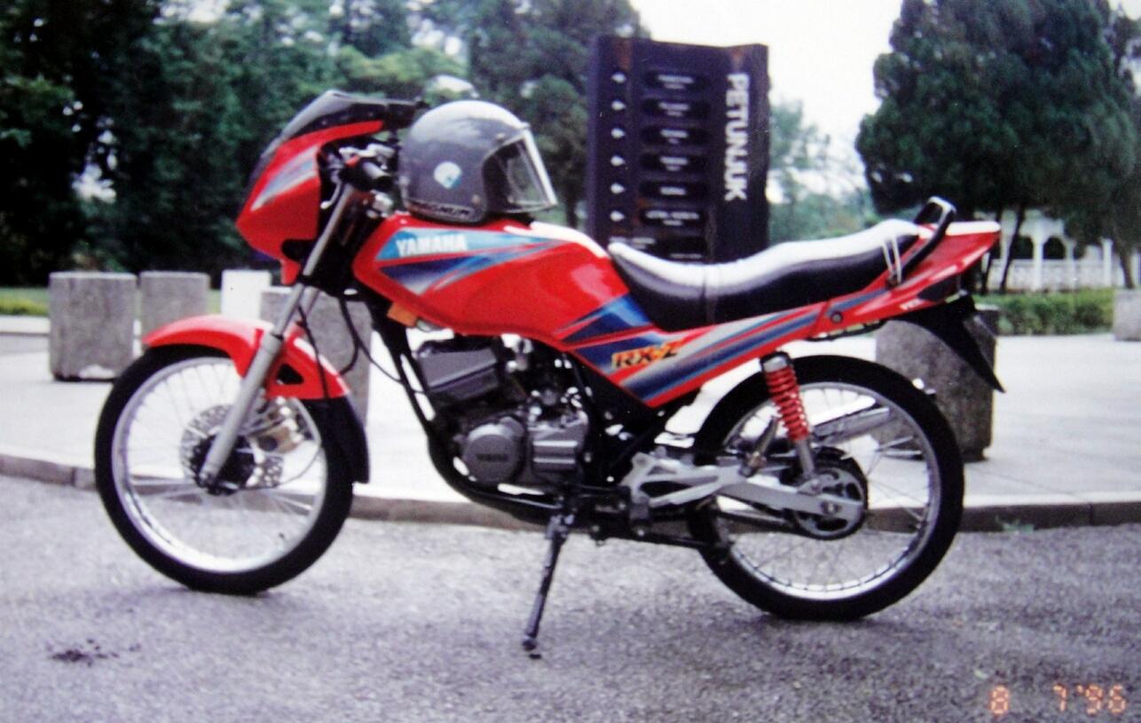 Kumpulan 94 Gambar Motor Rxz Baru Terbaru Nara Motor
