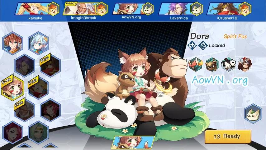 AowVN.org moba anime%2B%25287%2529 - [ HOT ] Moba Anime 2 - Light X Shadow | Android IOS - Game MOBA cực hay , đồ họa đẹp