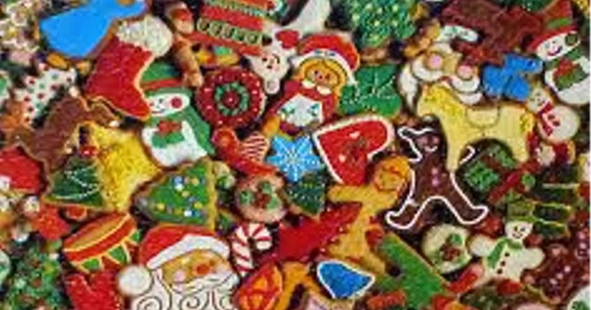 Fondos De Pantalla De Galletas: Fondo De Pantalla Navidad Galletas