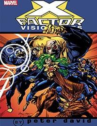 X-Factor Visionaries: Peter David