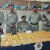 موٹر وے پولیس نے اکتالیس پیکٹ منشیات برآمد کرلی