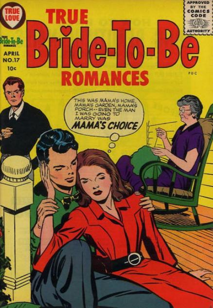 Jack Kirby Harvey romance comics