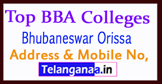 Top BBA Colleges in Bhubaneswar Orissa