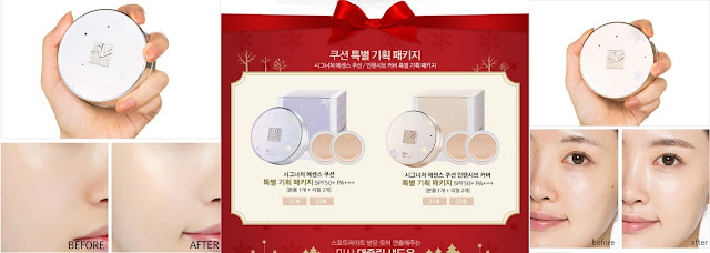 missha intensive cushion