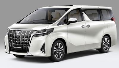 Harga Sewa Mobil Alphard Jakarta