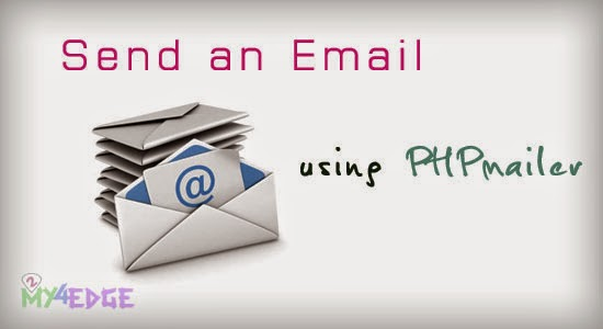 send email using php mailer