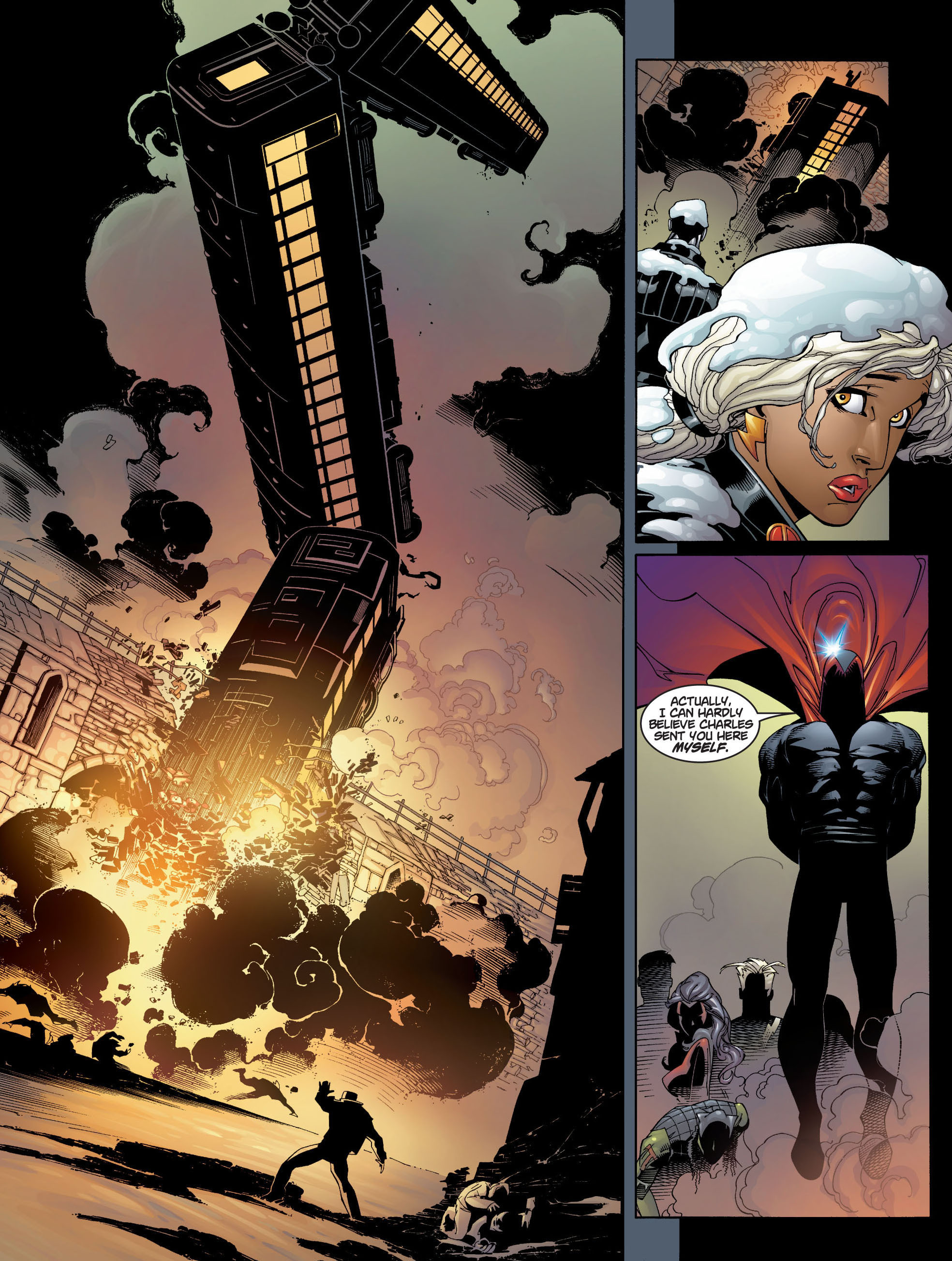 Read online Ultimate X-Men comic -  Issue #4 - 6
