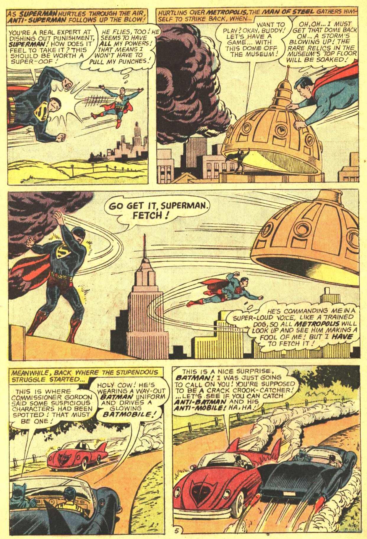 Read online World's Finest Comics comic -  Issue #159 - 8
