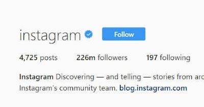 Cara Verifikasi Akun Instagram Melalui Email