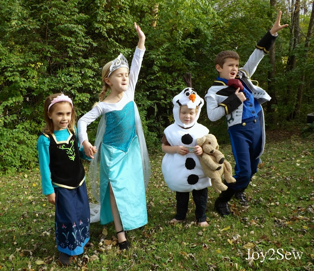 Hans Frozen Costume