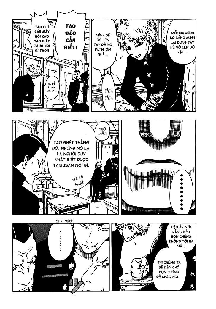 Takamagahara chap 11 trang 15