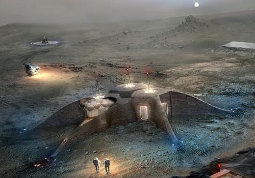 Tinuku JAXA announced to send human to moon by 2030