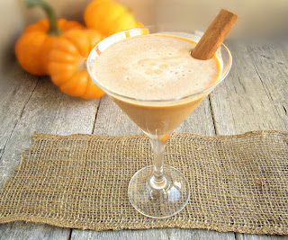 Death by Pumpkin Cocktail