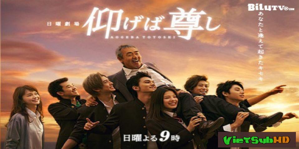 Phim Những Phút Giây Đáng Trân Trọng Tập 5 VietSub HD | Aogeba Totoshi 2016