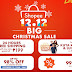 bigger than ever, the Shopee 12-12 Big Christmas Sale.