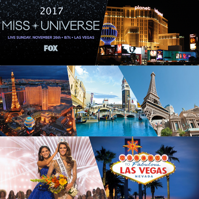 Miss Universe 2017-Miss Earth 2017-Miss International 2017-Elite Pageants-Las Vegas-USA