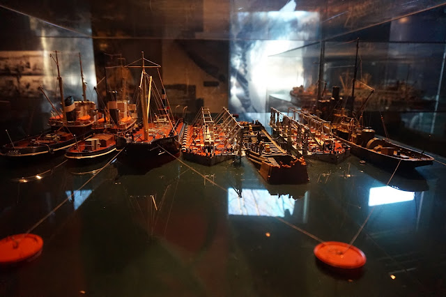 Vasa-museoon lasten kanssa