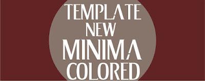 Template Terbaru 2017 Templat Minima Colored SEO Responsive Bnaget Sanget