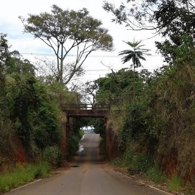 A estrada entre Paulínia e Jaguariúna, no interior de São Paulo, que pouca gente conhece.