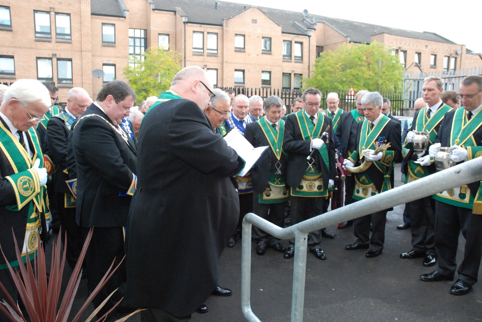 GOLDEN JUBILEE CELEBRATIONS AT LODGE NITSHILL | PGLRE News