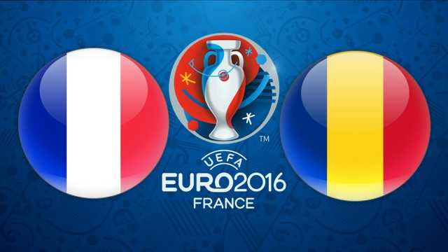 France vs Romania Live Streaming - Euro 2016