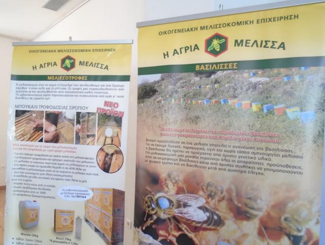 Το περίπτερο της Άγριας Μέλισσας στην Πάτρα photos